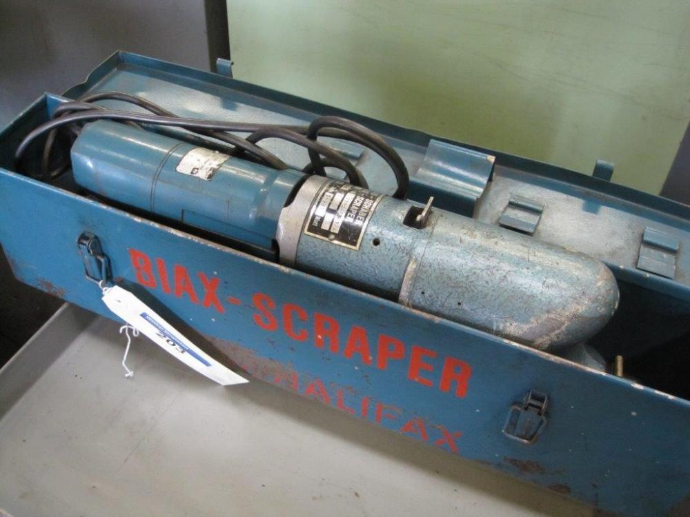 BIAX Handheld Scraper (240v)