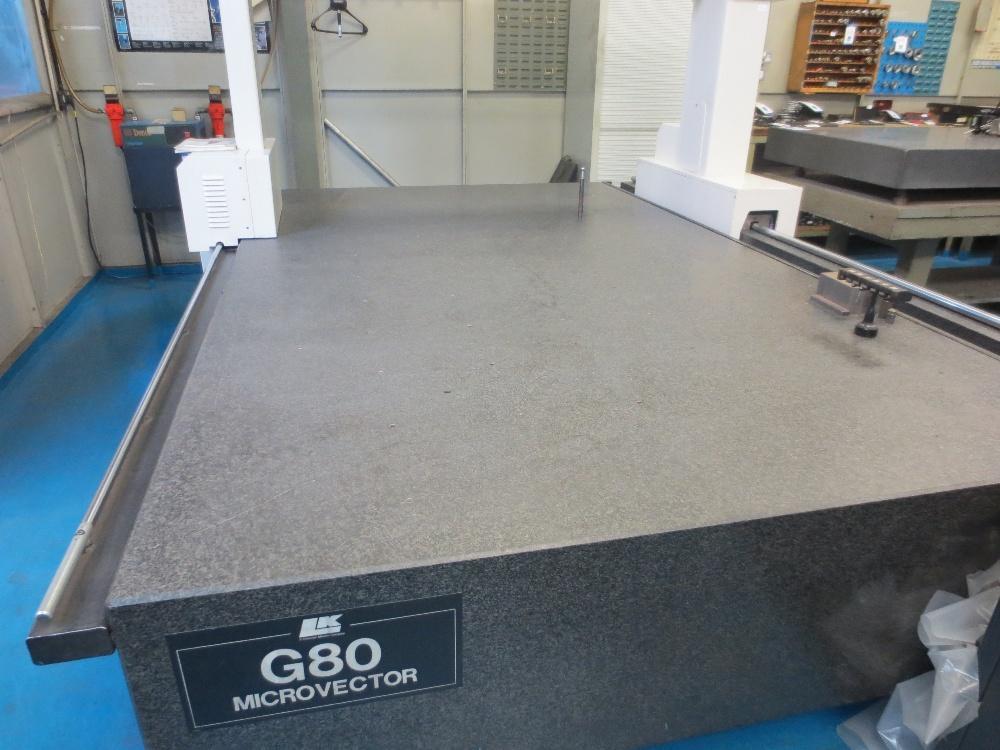 LKG80 Mircovector Bridge coordinate measuring machine with