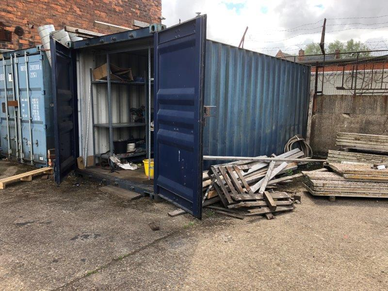 20ft Shipping Container - Price Estimate: